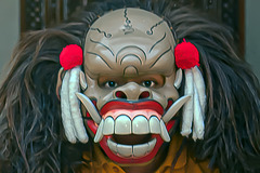 Anom in the mask of Celuluk