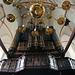 Die Orgel in der Jakobikirche/ Lübeck
