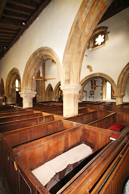 St James The Great, Gretton, Northamptonshire