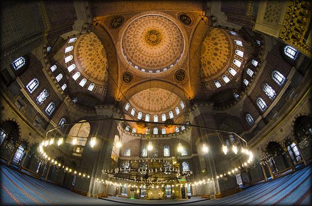 Turchia - La Moschea Nuova