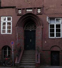 Erbaut 1575