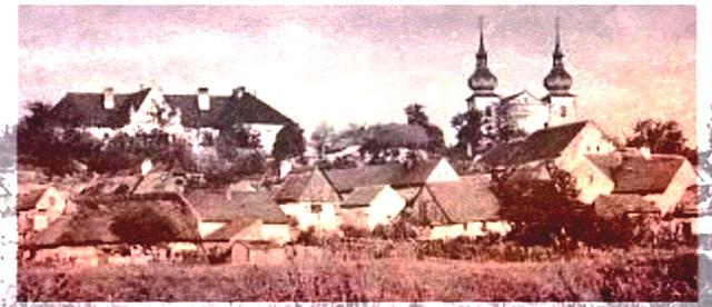 Zbyslav - naskiĝvilaĝo de Francisko  Valdomiro Lorenz