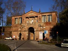 Saint Peter Doorway.