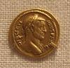 Gold Aureus of Diocletian in the Metropolitan Museum of Art, May 2011
