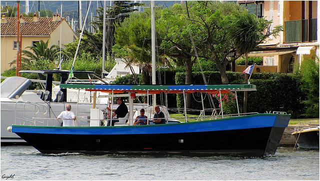 Port Grimaud ...