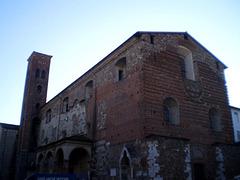 Former Saint Roman Church.