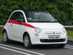 Fiat Cute - 4 July 2016