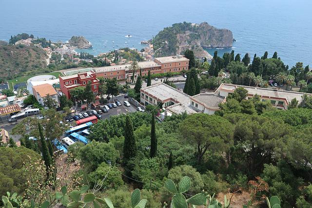 Isola Bella and Capotaormina