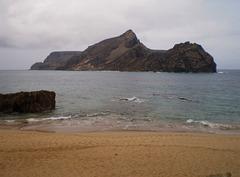 A view from Ponta da Calheta.