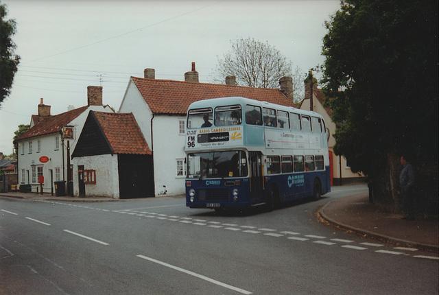 Cambus VEX 293X in Barton Mills - 26 May 1996