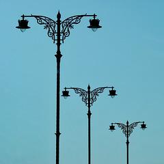 I lampioni dell'Oman