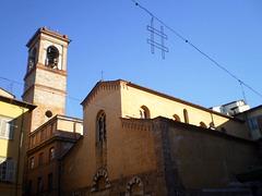 Holy Saviour Church.