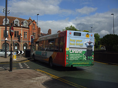 DSCF9631 Stagecoach in Chester SF04 VSX