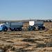 bni trucking kw t440 dump truck transfer combo ca sr58 boron ca 11'16