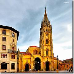 Catedral de Oviedo - Asturias