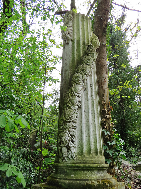 nunhead cemetery, london
