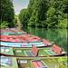 Augsburger Kahnfahrt - Rent a boat