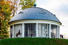 Hanau-Wilhelmsbad: The Carousel