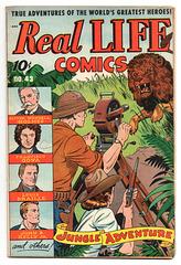 Real Life Comics 43