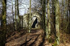 Eine geheimnisvolle Ruine - A mysterious ruin