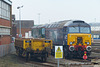 57309 at Eastleigh - 25 March 2018