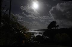 Moon over Calibishie