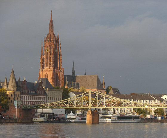 Kaiserdom St. Bartholomäus  in Frankfurt am Main