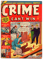 Crime Can't Win
