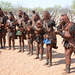 Namibia, Women of Himba in Traditional Decoration