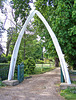 Whales jawbone  gateway HFF
