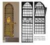 Lewes - Saint Anne - Decorated windows