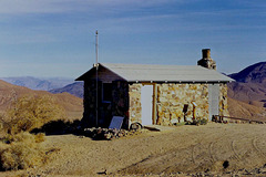 Geologists Cabin