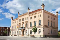 Sternberg, Rathaus