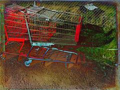 Christmas carts