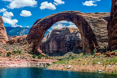 Lake Powell - Rainbow Bridge