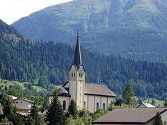 Pfarrkirche Johannes der Täufer, Fiesch