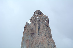 Chile, The South Tower of Paine (2,500m)