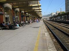 Platform, Gare De Toulon