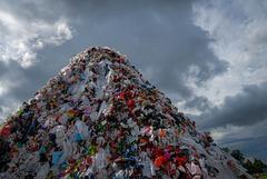 #2 - Wierd Folkersma - plastic mountain - 5° 5points