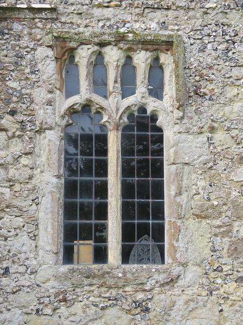 lenham church,  kent, late c15 n.e. chapel (4)