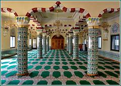 Moskea Fatìh Camìì - Izmir - interior view - (495)