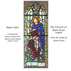 Lewes - Saint Anne - Saint John  - from the studio of Jessie Jacob