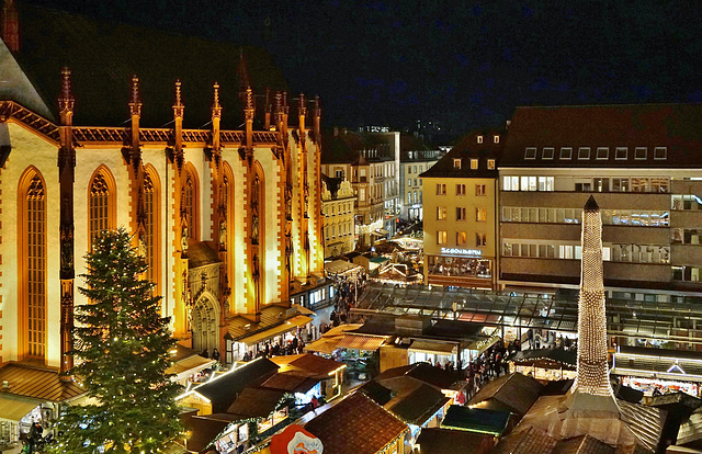 Weihnachten naht - Christmas is approaching