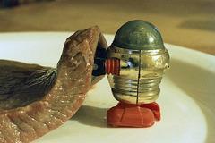 Robot Lift Meat