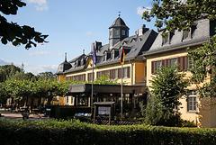 """Rüdesheim - Das Hotel """"Jagdschloss Niederwald"""""""