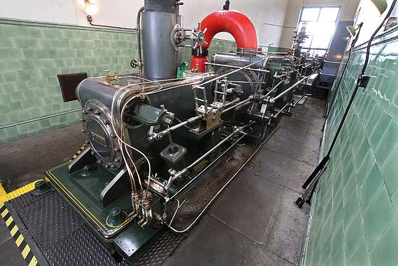 Mill engine