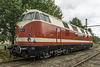 118 782-2 der Deutschen Reichsbahn in Chemnitz -Hilbersdorf
