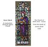 Lewes - Saint Anne - Saint Mark - from the studio of Jessie Jacob