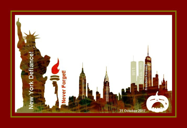 New York 10/31 Tribute