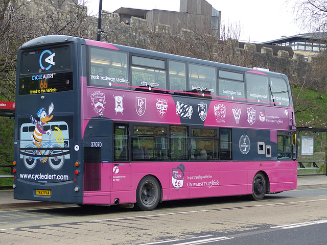Buses around York (7) - 23 March 2016